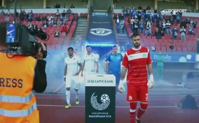 Dynamo Brześć pokonało Dynamo Mińsk