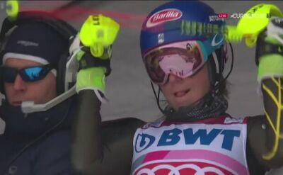 Shiffrin wygrała slalom w Killington
