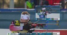 Johannes Boe wygrał sprint w Oestersund