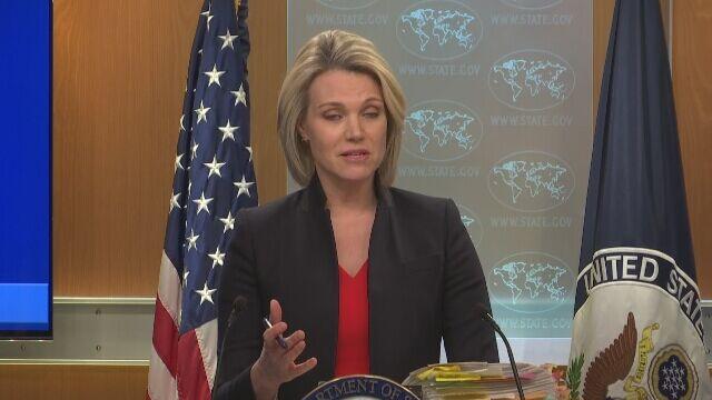 Rzeczniczka Departamentu Stanu: Tillerson rozmawiał o ustawie o IPN z polskimi władzami
