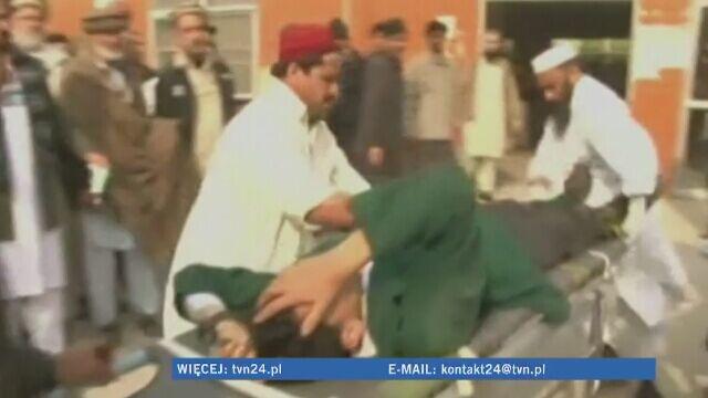 Pakistan. Masakra w szkole