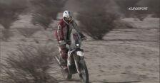 Ostatni etap Dakaru - motocykle i quady