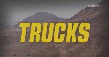 11. etap Dakaru - ciężarówki