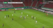 Puchar Niemiec: gol na 1:1 w meczu Bayer Leverkusen - Eintracht Frankfurt