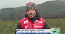Małysz podsumowuje weekend w Wiśle