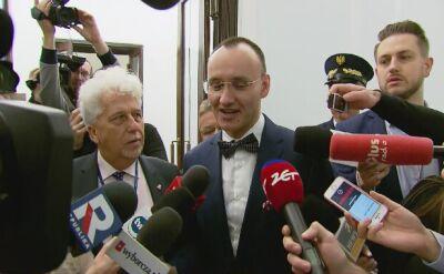 Mikołaj Pawlak: jeszcze nie będę odpowiadał na pytania