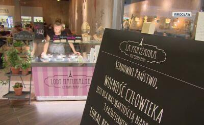 """Zamkną sklepy i restauracje by wspierać kobiety. """"Czarny poniedziałek"""" w całej Polsce."""