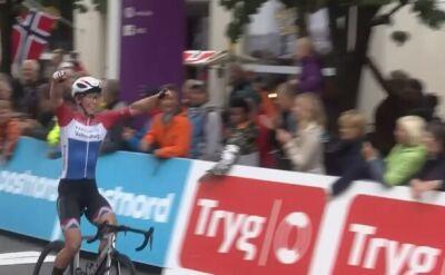 Wiebes wygrała 1. etap Tour of Norway