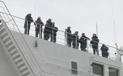 """""""Pływający Czarnobyl"""" wyruszył z portu w Murmańsku"""