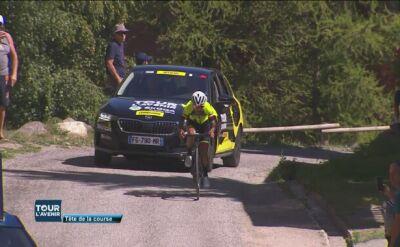 Cepeda wygrał ostatni etap Tour de l'Avenir, Foss cały wyścig