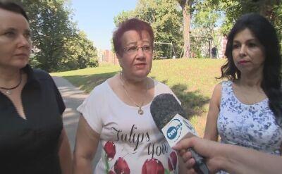 Sąsiadka pomogła kobiecie