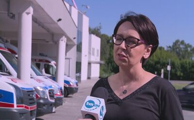 Rzeczniczka szpitala o śmierci 59-latka