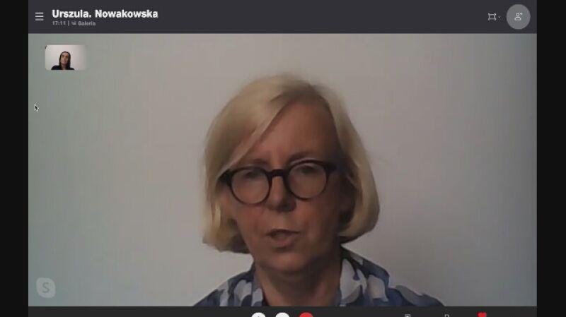 Urszula Nowakowska: stereotyp mówi o tym, że to kobieta jest odpowiedzialna za rodzinę