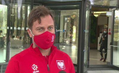 Jakub Kwiatkowski o powrocie kibiców na trybuny
