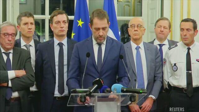 MSW Francji o napastniku ze Strasburga: w przeszłości popełnił wiele przestępstw