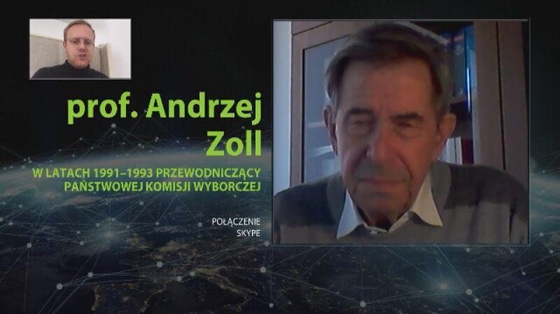 Andrzej Zoll: wybory mają być powszechne, a te nie będą