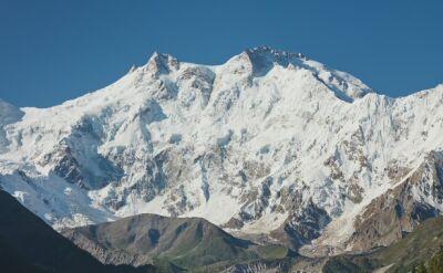 Mackiewicz i Revol utknęli pod szczytem Nanga Parbat