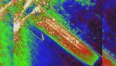 Murowana Goślina w oku kamery termowizyjnej