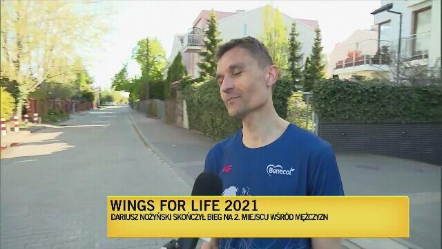 Dariusz Nożyński: trzymam kciuki za zwycięzcę