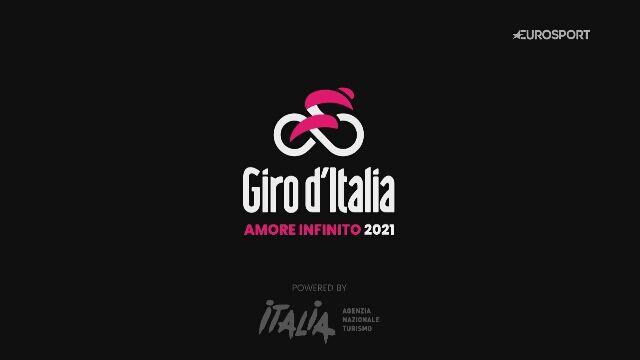 Trasa Giro d'Italia 2021