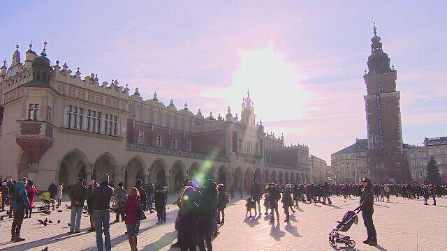Sound of silence w Krakowie