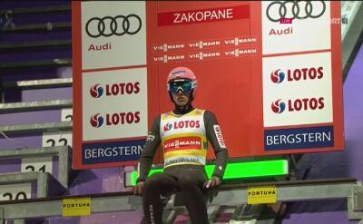 Kubacki wykonał zadanie w 1. serii