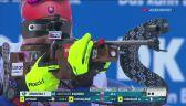 Kuzmina wygrała sprint w Ruhpolding