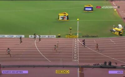 Iga Baumgart-Witan pobiegła na finał mistrzostw świata