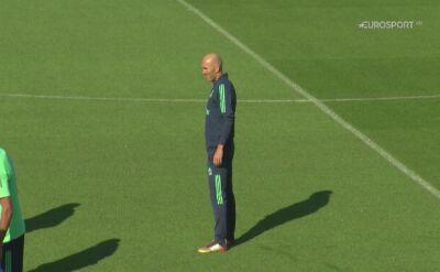 Real trenował przed meczem z Brugge