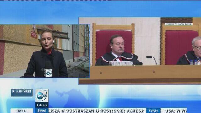 Prokuratura przedłużyła postępowanie ws. nieopublikowania wyroku TK