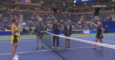 Najważniejsze wydarzenia z meczu Halep - Kucova w 2. rundzie US Open