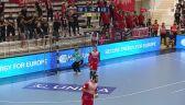 Skrót meczu Dinamo Bukareszt - Łomża Vive Kielce w 1. kolejce Ligi Mistrzów