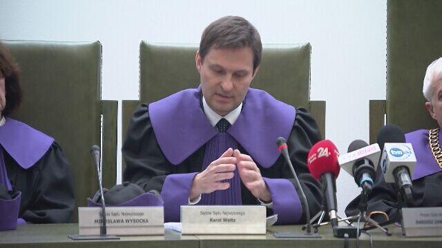 Sprawa sędziego Żurka. Kolejne pytania skierowane do europejskiego trybunału