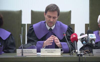 Sąd Najwyższy zadał pytanie TSUE na kanwie sprawy sędziego Waldemara Żurka