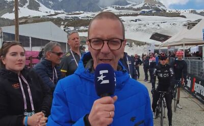 """Probosz po 13. etapie Giro d'Italia. """"Trzynastka szczęśliwa dla Zakarina"""""""