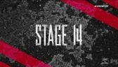 Profil 14. etapu Giro d'Italia