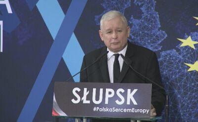 Jarosław Kaczyński pogratulował rodzicom sześcioraczków