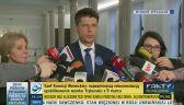 Rzyszerd Petru po ogłoszeniu opinii Komisji Weneckiej