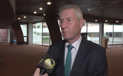 Szef RE: przeciek niczego nie zmieni w pracach Komisji Weneckiej