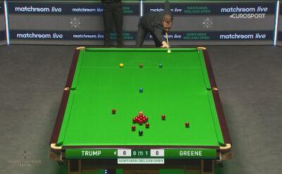 Świetne otwarcie 2. frejma autorstwa Trumpa w Northern Ireland Open