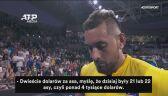 Nick Kyrgios ze łzami w oczach o wsparciu dla Australii