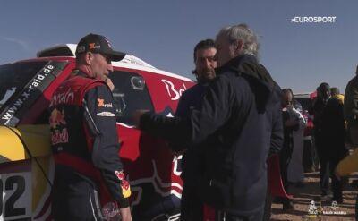 Podsumowanie 12. etapu Rajdu Dakar w kategorii samochodów