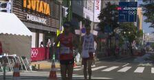 Tokio. Dawid Tomala zdublował Japończyka Hayato Katsuki w rywalizacji w chodzie sportowym na dystansie 50km