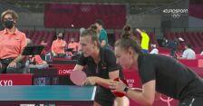Tokio. Partyka/Bajor przegrały starcie z Koreankami w 1/8 finału kobiet w tenisie stołowym