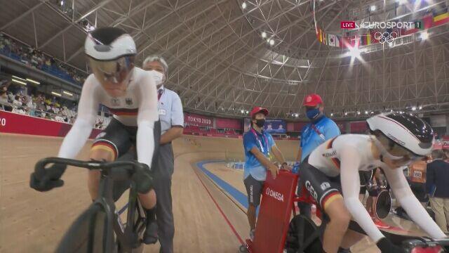 Tokio. Chinki zdobyły złoty medal w kolarstwie torowym