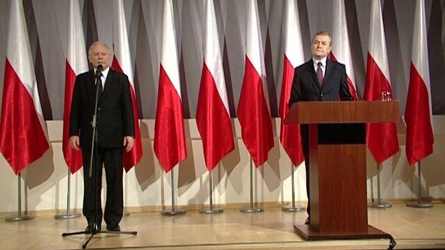 Prof. Piotr Gliński kandydatem PiS na premiera