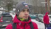 Jakub Wolny po konkursie drużynowym w Oslo