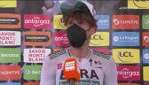 Lukas Postlberger po 2. etapie Criterium du Dauphine