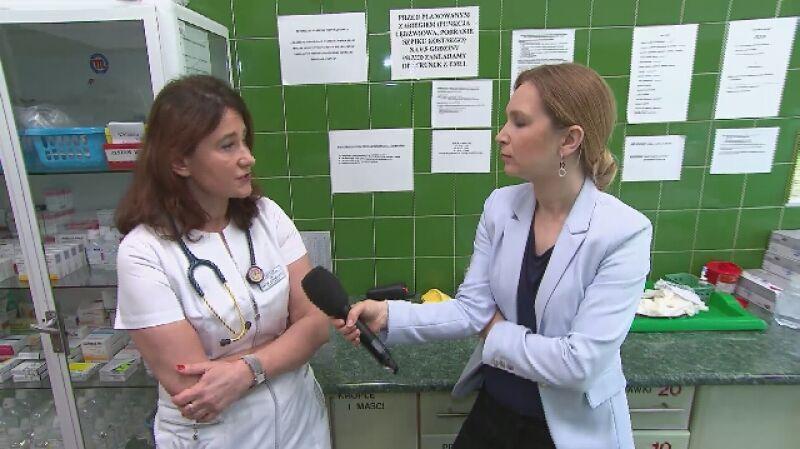 """""""Jeśli coś złego dzieje się po szczepieniu, trzeba skontatkować się z lekarzem"""""""