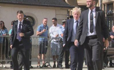 Boris Johnson i Jean-Claude Juncker spotkali się w Luksemburgu